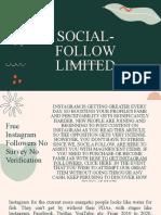 Socialfollow LIMITED