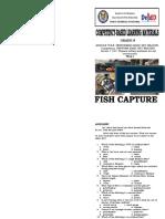 MODULE FOR FISH CAPTURE GRADE 8