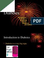 Diabetes Powerpoint presentation