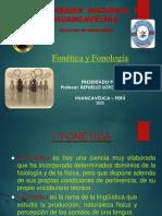 SESION 10. FONOLOGÍA Y FONÉTICA
