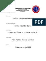 Crítica y mapa conceptual (1)