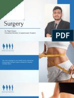 Benefits of Bariatric Surgery | Dr. Rajat Gusani