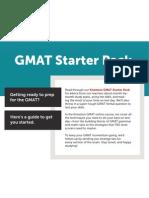 Knewton GMAT Starter Pack v1