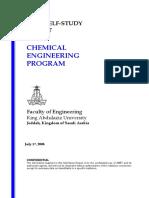 Self Study Report , KAU.pdf