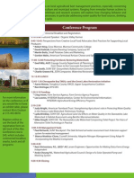 Farms, Folks, And Funding -- Cultivating Leadership Through Research and Practice