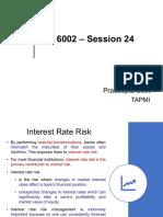 Session 24 - IRR - GAP Analysis I.pdf