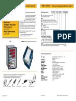 Controlador Elgo Catálogo