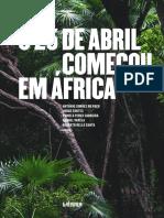 25 Abril começou em Africa_DIGITAL