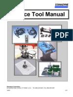 Service Tool Manual