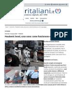 Pandemic bond, cosa sono_ come funzionano e chi ci guadagna - Affaritaliani.it.pdf