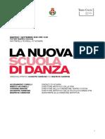 STM Scuola Di Danza – Cartella Stampa 01 09 2020