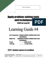 Lear. Guide  level 4-LO4