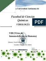 Virus de Inmunodeficiencia Humana