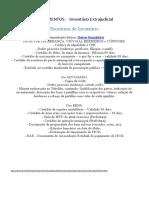 DOCUMENTOS INVENTARIO EXTRAJUDICIAL