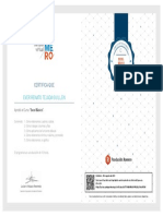 Certificado CVR MTPEEXB01 _ Campus Virtual Romero