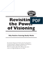 Revisiting the Power of Visioning