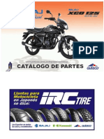 XCD_125_Catalogo Partes