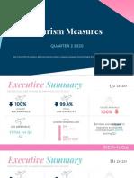 Tourism Measures Q2 2020