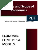 3scrib uploadCourse Introduction Nature and Scope of Economics