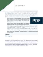 Net framework 3