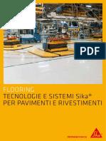 Tecnologie e sistemi Sika per pavimenti e rivestimenti