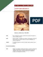 Juan de la Cruz Obras completas