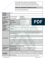 EDC Tec-Redes Domiciliarias