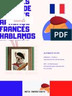 Pronunciación francés