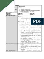 13.-Diccionario EDT, Rodones