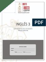 Tercer Semestre.- Guía Didáctica del Estudiante.- Inglés III