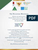 Nusantara-Manifesto