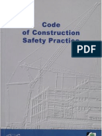 CODE of Construction Safety Practice