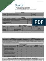 planeacion global - administración