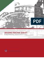 Building Teacher Quality in the Kansas City, Missouri School District - Full Report