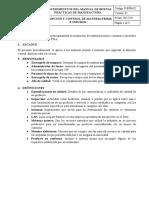 P-BPM-02 RECEPCIÓN DE MATERIA PRIMA