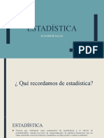 INTRODUCCION E INTERVALOS DE CONFIANZA PARA UNA MUESTRA. INFERENCIAL 2020-2.pptx