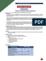 PRACTICA 20. Inhibición de las enzimas digestivas proteicas
