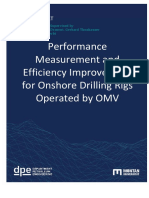 Measurement and Efficiency Improvement for Onshore Drilling Rigs Operated by OMV
