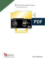 Flo-tech-PFM-series-Manual