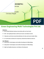 Green Multi Presentation October 2019
