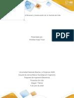 FASE 2  IDENTIDAD PERSONAL Y CONSTRUCCIÓN DE MI SENTIDO DE VIDA