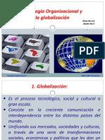 Psicología organizacional y globalización.