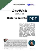 01 - História da Internet