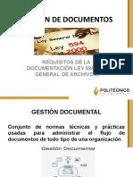 DIAPOSITIVAS LEY 594 DE 2000.pptx