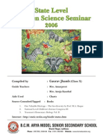 Science Seminar-2006f