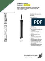 04 - Capteur de turbidité - CUS41 ..