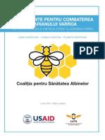 Ghid pentru relevarea și controlul eficient al acarianului Varroa