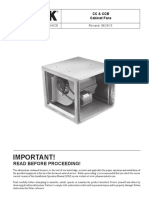 BE Manual Operation and Maintenance Fans Ceiling Cabinet.pdf