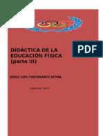 Libro de Didactica de La e. f.parte III