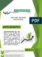 Presentacion Agroinversiones